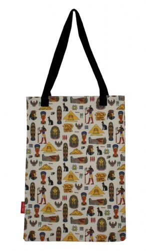 Selina-Jayne Egyptologist Limited Edition Designer Tote Bag
